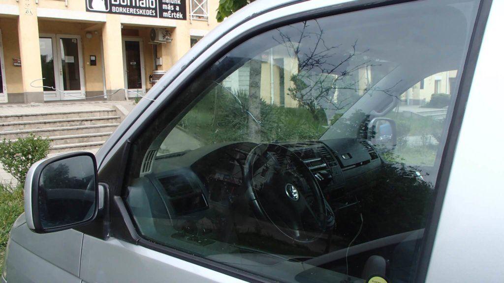 Sikertelen autózár nyitás