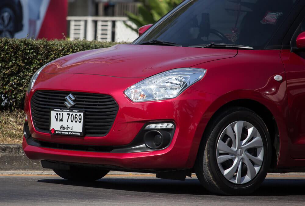 Suzuki autózár nyitás – hívj bátran, ha baj van!